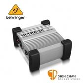 Behringer 耳朵牌 DI-100 主動式訊號轉換器 DI Box 原廠公司貨  一年保固