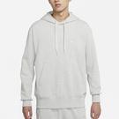 Nike SPORTSWEAR 男裝 長袖 帽T 休閒 經典 棉質 刺繡 灰【運動世界】DA0024-050
