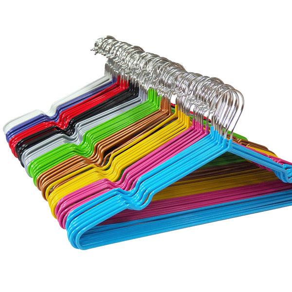衣架 三角衣架 防滑衣架 奈米乾濕兩用不鏽鋼鍍鉻衣架  奈米晾衣架 曬衣架【J015】