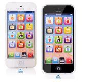 *幼之圓*兒童iphone多功能觸控螢幕學習小手機~音樂電話多功能學習機~幼幼baby最愛