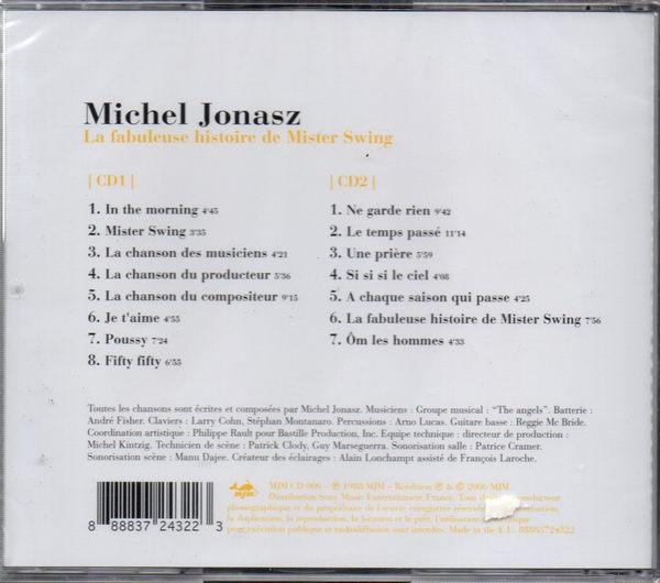 【停看聽音響唱片】【CD】Michel Jonasz :La fabuleuse histoire de Mister Swing