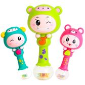 寶寶節奏棒3-6-12個月新生幼兒手搖鈴女孩嬰兒玩具益智0-1歲