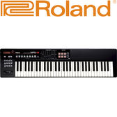 【敦煌樂器】ROLAND XPS-10 61鍵 合成器/音樂工作站/原廠公司貨 保固一年