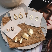 買2送1 歐美高級感法式復古耳環潮氣質耳釘耳飾女【貼身日記】