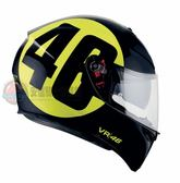 [中壢安信]義大利 AGV K-3 SV K3 SV K3SV BOLLO 46 全罩 安全帽 送涼感頭套