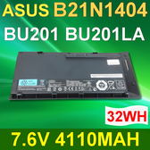 ASUS 2芯 B21N1404 日系電芯 電池 B21N1404 0B200-01060000 B21BN95 BU201 BU201L BU201LA