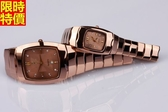 石英錶-明星同款奢華潮流情侶款腕錶(單支)2款5r47【時尚巴黎】