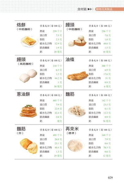 食物營養速查事典:食物營養成分、適用量、選購、保存方法到相宜相剋搭配,一本全搞..