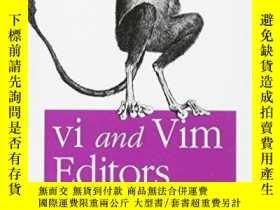 二手書博民逛書店Vi罕見And Vim Editors Pocket ReferenceY256260 Arnold Robb