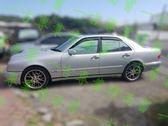 【一吉】95-02年 賓士W210 (前兩窗) 外銷日本、原廠型 晴雨窗(W210晴雨窗,W210 晴雨窗,E280晴雨