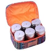 戶外燒烤調味罐 不銹鋼便攜手提調味瓶 調料盒調味罐  遇見生活