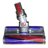 [全新未拆] Dyson Fluffy電動軟質碳纖維滾筒吸頭 Dyson V7 or V8 V10 SV10 11 12 硬地板 _U341