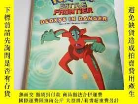二手書博民逛書店pokemon罕見battle frontier(英文)Y200