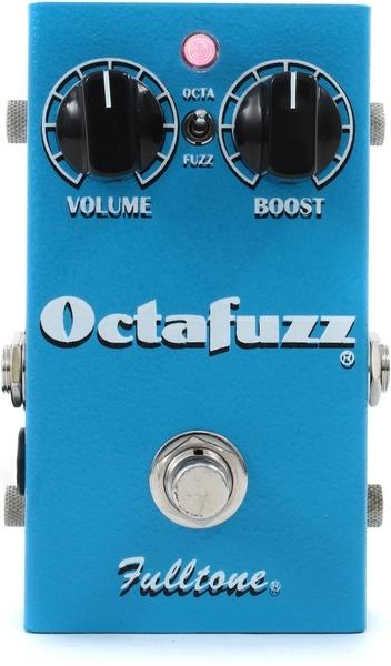 【小叮噹的店】全新 美國 Fulltone OctaFuzz OF-s FUZZ 法茲 失真 單塊效果器 公司貨