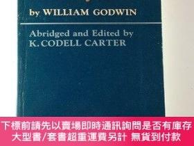 二手書博民逛書店Enquiry罕見Concerning Political JusticeY255174 William Go