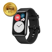 【福利品】HUAWEI WATCH Fit 智慧手錶TIA-B09 黑 福利品 展示品