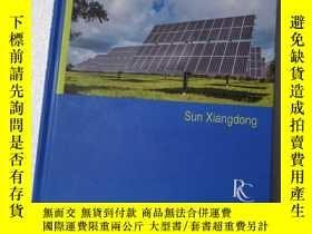 二手書博民逛書店Solar罕見Grid-connected Photovoltaic Power Generation Techn