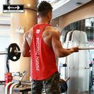 運動健身背心男士寬鬆跑步訓練無袖速乾上衣t恤健身服夏 小宅女