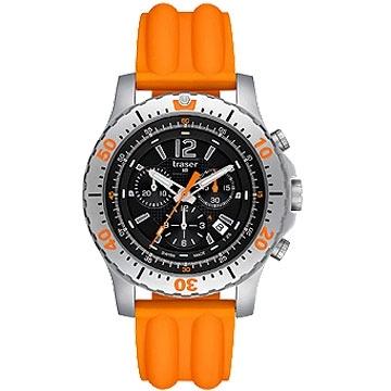丹大戶外用品【Traser】Traser P6602 Extreme Sport Chronograph極限運動三環計時器系列軍錶