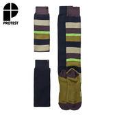 PROTEST 男襪 (地表藍) STRIPEMEN SKI/BOARD SOCKS 2PACK (2雙入)