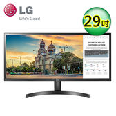 【LG 樂金】29WK500-P 21:9 UltraWide 29吋 電競螢幕 【贈收納購物袋】