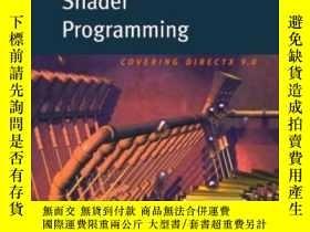 二手書博民逛書店Real-time罕見Shader Programming-實時著色器編程Y436638 Ron Fosner