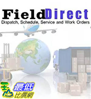 [106美國暢銷兒童軟體] Field Direct Dispatching Scheduling Software ; Work Order Professional Business Software