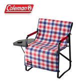 Coleman 紅格紋刷毛椅套 露營│旅遊│CM-26534