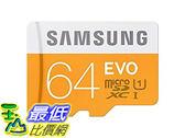 106 美國直購Samsung  MB MG64DA AMZ 記憶卡64GB PRO Micro SDXC with Adapter Class 10 Memo