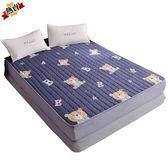 床墊 軟墊薄 1.8x2.0米床鋪墊褥子雙人薄款床墊子被褥鋪底家用單人XW