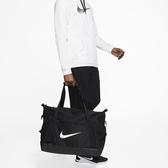 NIKE 手提包 ACADEMY DUFFEL BAG 黑 背包 肩背包 旅行袋 (布魯克林) CV7829-010