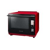 【SHARP 夏普】HEALSIO水波爐 30公升(紅色) (AX-XP5T(R))|夏普 SHARP 水波爐