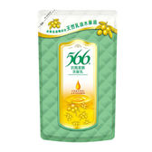 566抗屑柔順洗髮乳補充包510g【愛買】