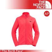 【The North Face 女 POLARTEC刷毛外套《粉》】364K-4CK/保暖外套/旅遊/戶外登山