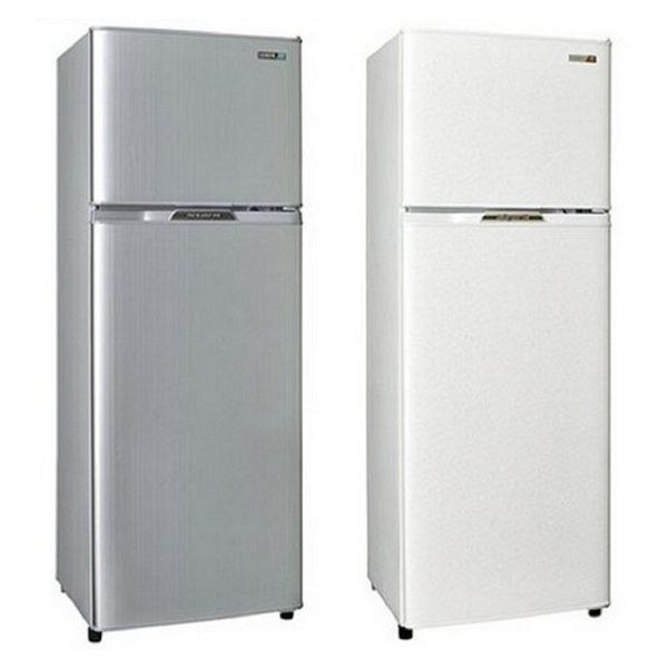 【SAMPO聲寶】250公升定頻節能雙門冰箱 SR-L25G
