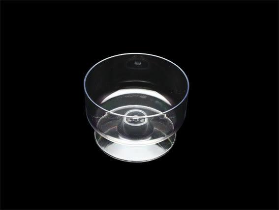 10入 120cc 白蘭地杯 酒杯造型塑膠杯  D01