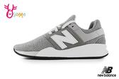 New Balance 247 成人男女款 情侶鞋 限量時尚運動鞋 慢跑鞋 O8552#灰色◆OSOME奧森鞋業