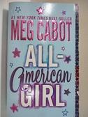 【書寶二手書T9/少年童書_H6H】All-American Girl_Cabot, Meg