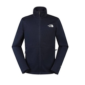 The North Face 男 WindWall防風休閒外套 藍 NF0A4NCNH2G【GO WILD】