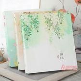 相冊本 【新品】相冊影集6寸800張過塑可放相冊本插頁式家庭清花紀念冊T 5色