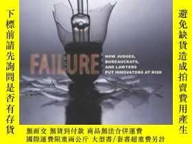 二手書博民逛書店Patent罕見FailureY256260 James Bessen Princeton Universit