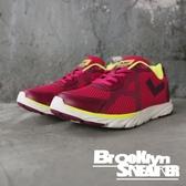 PONY 桃紅黃 網布 透氣 休閒鞋 基本款 慢跑鞋 女 (布魯克林) 63W1ST62CM