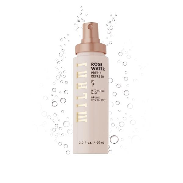 Milani Rosewater Hydrating Mist 玫瑰水潤保濕噴霧 60ml