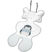 嬰兒推車冰絲涼蓆 嬰兒車涼墊坐墊-JoyBaby