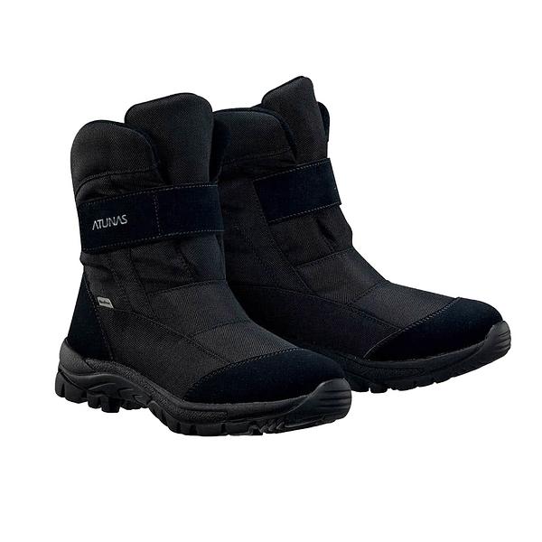 ATUNAS 歐都納 防水保暖 中筒/高筒 雪靴 黑色 GC-1609 (女) (買就贈排汗襪)