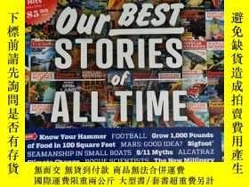 二手書博民逛書店POPULAR罕見MECHANICS 科学杂志 2018年1-2月 英文版Y42402