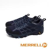 MERRELL(女) MOAB FST 2 GORE-TEX健行登山鞋 - 深藍