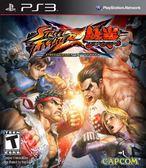 PS3 Street Fighter X Tekken 快打旋風 X 鐵拳(美版代購)