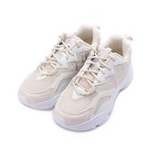 FILA 草書標誌老爹鞋 米 5-J324V-113 女鞋