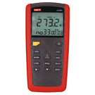 TECPEL 泰菱 》UT-325 UNI-T 優利德 K/J/T/E 數位溫度計 雙組溫度記錄器 溫度計 雙通道溫度計